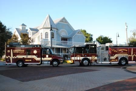 Fire Rescue and Engine Vehicles