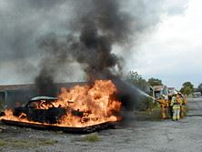 Vehicle Fire 2